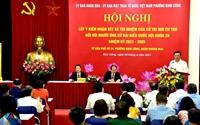 Hà Nội hoàn thành việc lấy ý kiến cử tri nơi cư trú đối với người ứng cử