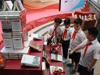 Nhiều hoạt động hấp dẫn trong Ngày sách và văn hoá đọc tại Thư viện Hà Nội