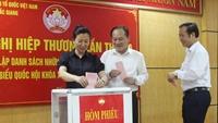 Bắc Giang Giới thiệu 11 người ứng cử đại biểu Quốc hội