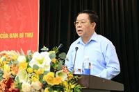 Phối hợp chặt chẽ, tạo sự đồng thuận để triển khai kế hoạch phát triển kinh tế - xã hội