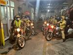 TP Hồ Chí Minh ra quân đảm bảo trật tự an toàn giao thông