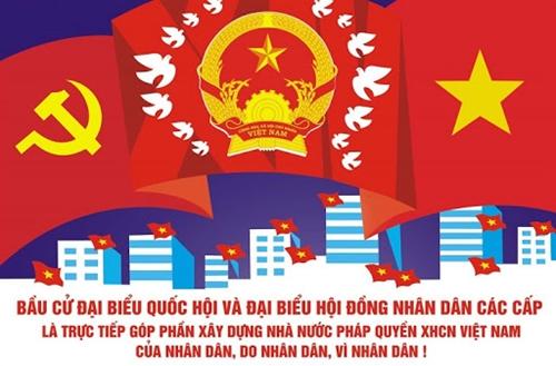 Tổ chức các hoạt động văn hóa, văn nghệ tuyên truyền bầu cử đại biểu Quốc hội khóa XV và đại biểu HĐND các cấp