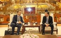 Thúc đẩy hợp tác kinh doanh giữa Hà Nội và các doanh nghiệp Bắc Âu