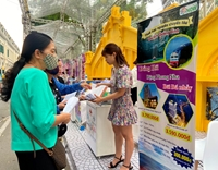 Hà Nội sẽ tổ chức 81 chương trình, sự kiện du lịch