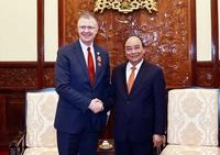 Phát triển quan hệ Việt Nam – Hoa Kỳ ổn định, lâu dài