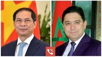 Thúc đẩy hợp tác thương mại Việt Nam - Ma-rốc