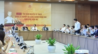 Đồng chí Nguyễn Cơ Thạch đặt nền móng cho ngành Ngoại giao thời kỳ Đổi mới