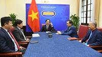 Quan hệ Việt Nam - Ấn Độ phát triển tích cực