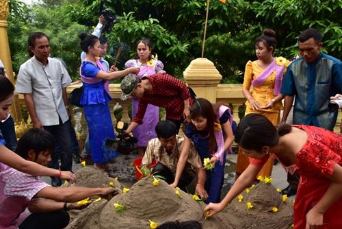 Thiêng liêng Tết Chol Chnam Thmay của người Khmer