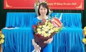 Bạn Đặng Thị Thanh Hương đoạt giải Nhất tuần 2 Cuộc thi trắc nghiệm Chung tay vì an toàn giao thông