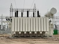 Đóng điện công trình trạm biến áp số đầu tiên của EVNNPT