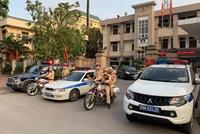 CSGT Hà Nội ra quân dịp nghỉ lễ 30 4-1 5, bảo vệ an toàn cuộc bầu cử   