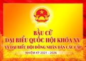 Thái Bình 100 thống nhất 11 người đủ tiêu chuẩn ứng cử đại biểu Quốc hội khoá XV