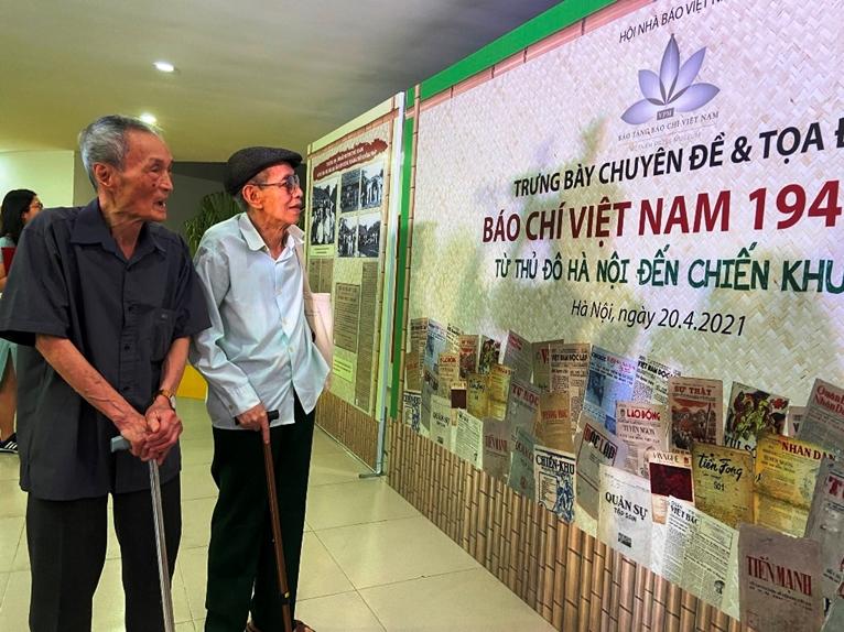 Những tư liệu, hiện vật quý về báo chí chiến khu Việt Bắc