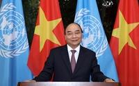 Chủ tịch nước Nguyễn Xuân Phúc sẽ tham dự Hội nghị Thượng đỉnh về Khí hậu