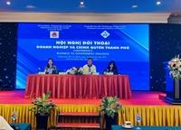 Đối thoại giữa Doanh nghiệp và Chính quyền TP Hồ Chí Minh