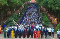 TP Hồ Chí Minh tổ chức Lễ giỗ Quốc Tổ Hùng Vương
