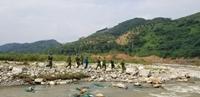 Đồn Biên phòng Trịnh Tường vừa bảo vệ biên giới vừa phòng chống COVID-19