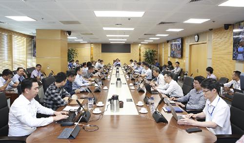 EVN hoàn thành công tác chuẩn bị chuyển đổi số vào năm 2022