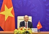 Chủ tịch nước Nguyễn Xuân Phúc dự Phiên khai mạc Hội nghị thượng đỉnh về Khí hậu