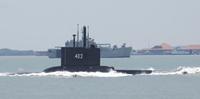 Khẩn trương tìm kiếm tàu ngầm Indonesia bị mất tích