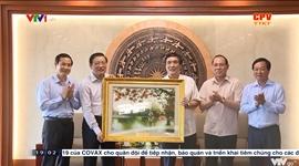 Trưởng Ban Nội chính Trung ương Phan Đình Trạc làm việc tại tỉnh Phú Thọ