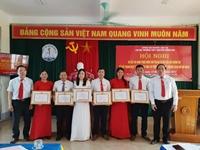 Trường THPT Nguyễn Đổng Chi Hà Tĩnh đẩy mạnh học và làm theo Bác