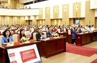 Hơn 35 000 cán bộ học tập, quán triệt 10 chương trình công tác của Thành ủy Hà Nội khóa XVII