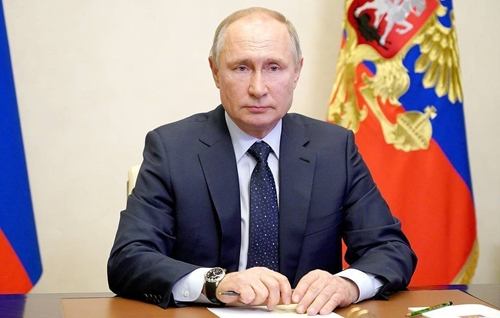 Tổng thống Nga sẵn sàng đối thoại với Ukraine về quan hệ song phương