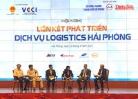 Thúc đẩy liên kết phát triển dịch vụ logistics Hải Phòng