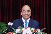 Chủ tịch nước Nguyễn Xuân Phúc ứng cử đại biểu Quốc hội tại TP Hồ Chí Minh