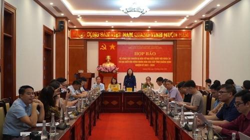Quảng Ninh tích cực chuẩn bị cho công tác bầu cử
