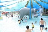 Công viên nước Hồ Tây - Điểm vui chơi hấp dẫn