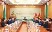 Coi trọng quan hệ hữu nghị truyền thống với Đảng Cộng sản Nhật Bản