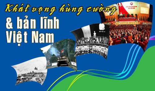 Bài 4 Khát vọng hùng cường và bản lĩnh Việt Nam