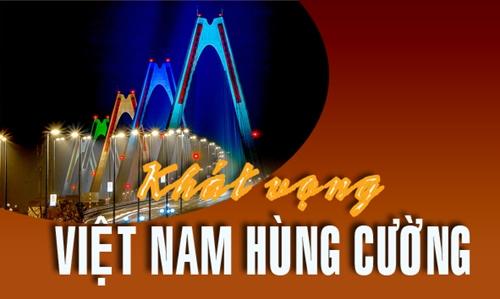 Bài 5 Khát vọng hùng cường và hiện thực hóa ở Việt Nam