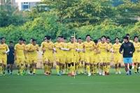 Đội tuyển bóng đá Việt Nam hội quân tại Bình Định