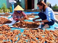 Tính đến ngày 31 3 2021, tổng dư nợ NHCSXH huyện Quảng Ninh đạt 344 395 triệu đồng