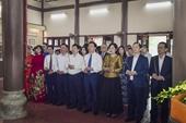 Dâng hương tưởng nhớ cố Phó Chủ tịch nước Nguyễn Lương Bằng