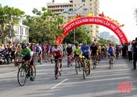 Lùi thời gian tổ chức giải đua xe đạp Sầm Sơn