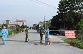 Hà Nam Tạm dừng toàn bộ các lễ hội, tạm đóng cửa các cơ sở tôn giáo, tín ngưỡng