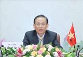 Tăng cường hơn nữa quan hệ đối tác chiến lược Việt Nam – Xinh-ga-po