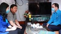Chủ tịch Tổng Liên đoàn Lao động Việt Nam thăm công nhân bị tai nạn lao động