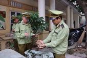 Quản lý thị trường Lạng Sơn Ngăn chặn hàng tấn dược liệu nhập lậu