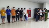 46 người Trung Quốc nhập cảnh trái phép đã âm tính