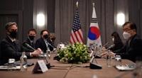 Ngoại trưởng G7 họp trực tiếp tại Anh