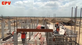 Tập trung xây hạ tầng xã hội khu TĐC sân bay Long Thành