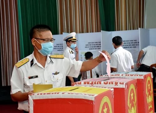 Bà Rịa - Vũng Tàu tổ chức bầu cử sớm tại 5 khu vực