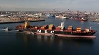 Thâm hụt thương mại của Mỹ lập đỉnh trong tháng 3
