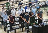 Xét xử vụ Công ty Nhật Cường 14 bị can hầu tòa